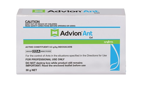 Advion Ant Gel Pack