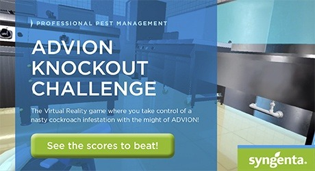 Advion Knockout VR