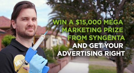 Win a $15,000 Mega Marketing Prize