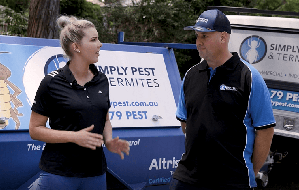 Aimee & Myechael talk Termites and Altriset